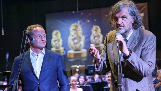 """""""Gasprom njeft"""" i Emir Kusturica predstavljaju VII festival ruske muzike Kustendorf CLASSIC 1"""
