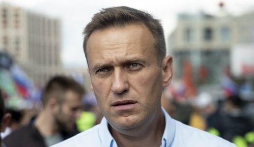 Ruski opozicionar Aleksej Navaljni uhapšen u Moskvi 8
