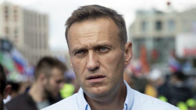 Navaljni hospitalizovan zbog alergijskog napada u pritvoru 1