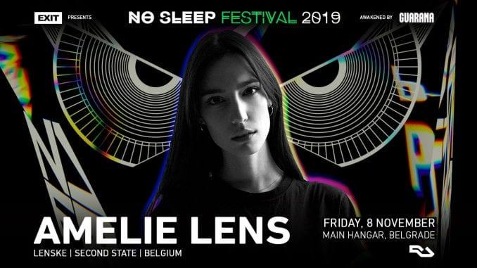 Beograde, nema spavanja: Amelie Lens predvodi prvi talas Exitovog No Sleep Festivala! 1