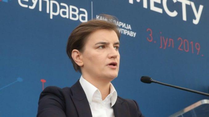 Sastanak Brnabić - Zaev 26. avgusta u Skoplju 1