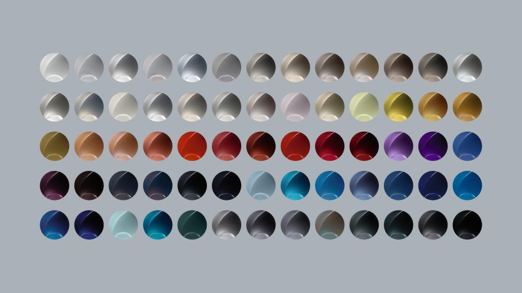 Metalik ljubičasta biće najučestalija boja za evropske automobile 2