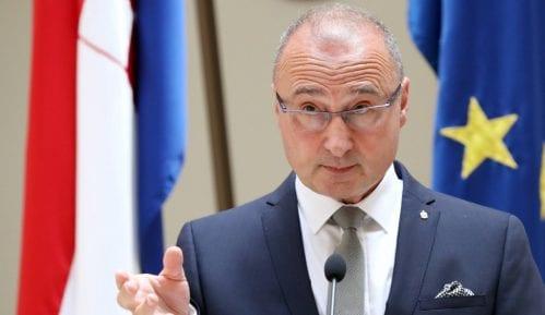Šef diplomatije Hrvatske podržao blajburšku misu u Sarajevu i kardinala Puljića 3