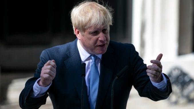 Boris Džonson brani svoju viziju napuštanja Evrope - odnosi se raskidaju 31. oktobra 3