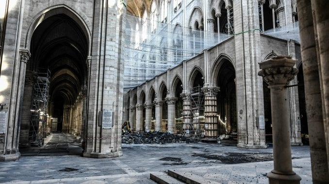 Arhitekta: Notr Dam još nije bezbedan za radove obnove 3