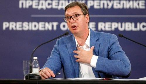 Vučić: Popović nije imao zlu nameru, nije njegovo da procenjuje o evropskim integracijama 11