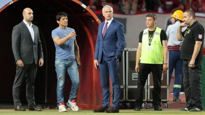 Terzić: Očekujemo spektakularne utakmice ove jeseni u Beogradu 1