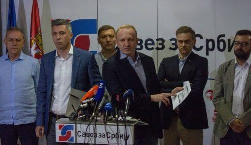 Savez za Srbiju neće učestvovati na narednim okruglim stolovima 15