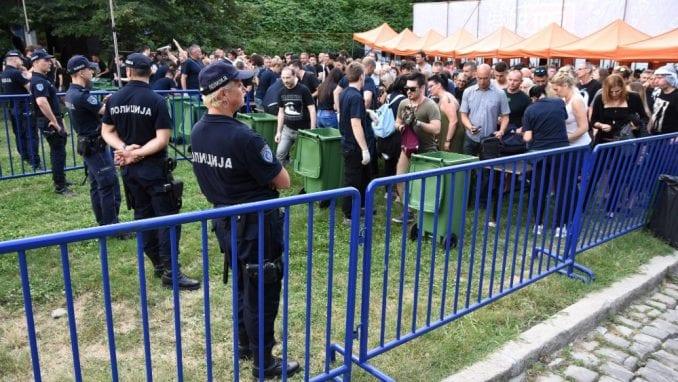 Stefanović: Na Egzitu zaplenjeno 22 kilograma droge i uhapšeno 96 osoba 4
