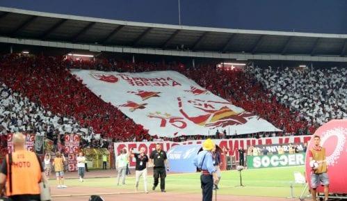 Gorecka: Ljubitelj sam stadiona poput Zvezdinog 8