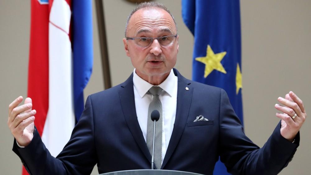 Grlić-Radman: Srbija mora da se fokusiran na reforme i prevazilaženje nasleđa rata
