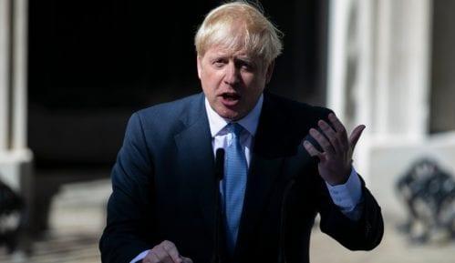 Džonson potpisao sporazum o istupanju Velike Britanije iz EU 3