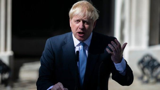 Džonson potpisao sporazum o istupanju Velike Britanije iz EU 2