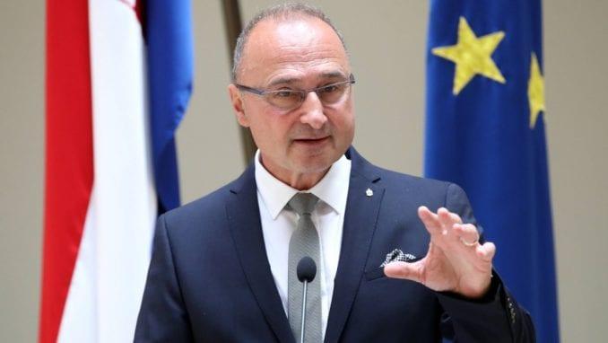 Šef hrvatske diplomatije: Prekrajanje granica bivše Jugoslavije ne dolazi u obzir 3
