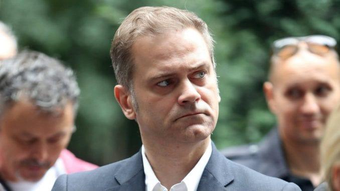 """Stefanović: SZS ima jasan stav o bojkotu """"lažnih Vučićevih izbora"""" 3"""