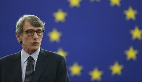 Sasoli liderima EU: Oni koji se rađaju siromašni u Evropi, predugo ostaju siromašni 11