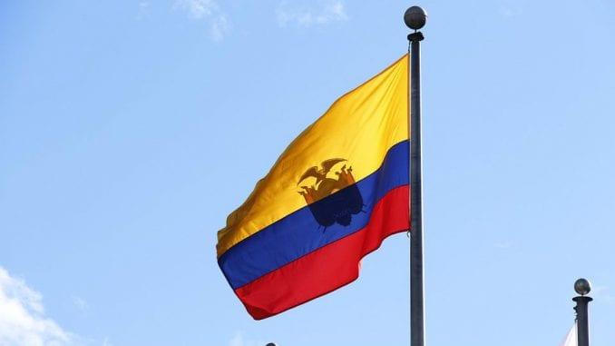 Vlada Ekvadora se sklonila iz Kita 1