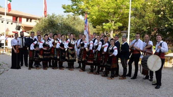 GANIP iz Požarevca na folklornom festivalu u Marseju 1