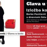 Veče sećanja na aktivizam Borke Pavićević 5. jula u UK Stari grad 10