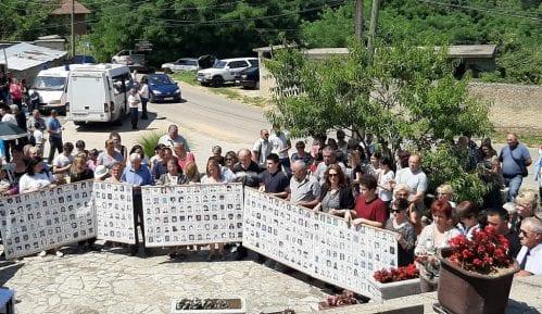 Obeležena 21. godišnjica napada OVK na opštinu Orahovac 5