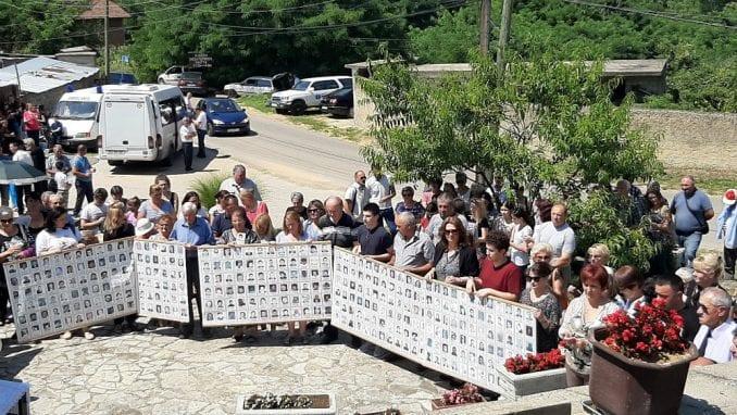 Obeležena 21. godišnjica napada OVK na opštinu Orahovac 1