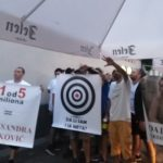 Desničari remetili početak festivala Zona Novog optimizma u Šapcu (VIDEO) 4
