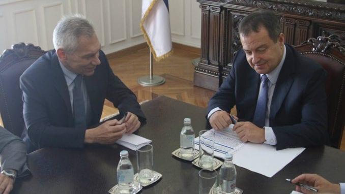 Ivica Dačić primio u posetu novog ambasadora Rusije 1