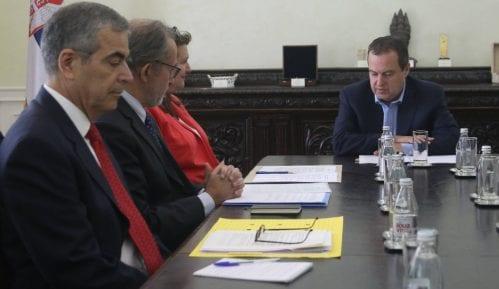 Dačić sa ambasadorima Argentine, Brazila i Kanade 12