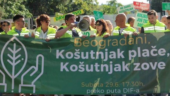 Grupa građana za Košutnjak sutra na sastanku sa predstavncima ministarstva 1