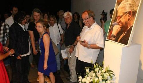 Održana komemoracija povodom smrti Borke Pavićević 12