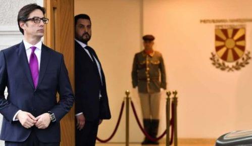 Pendarovski: Bez garancije Pariza o datumu za pregovore sa EU 3