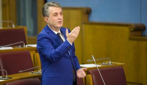 Nuhodžić: Nema zabrane ulaska u Crnu Goru za Bećkovića, Rakovića, Mirovića i Antića 6