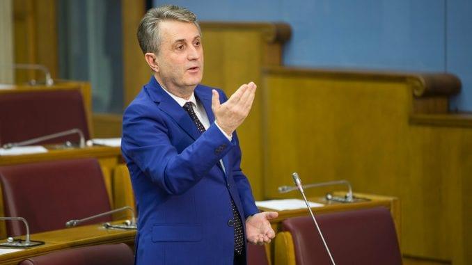 Nuhodžić: Nema zabrane ulaska u Crnu Goru za Bećkovića, Rakovića, Mirovića i Antića 1