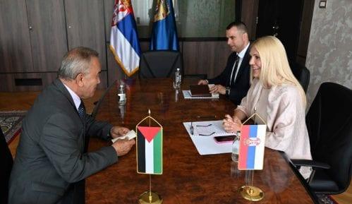 Ambasador Palestine traži objašnjenje od Vučića oko premeštanja ambasade 15