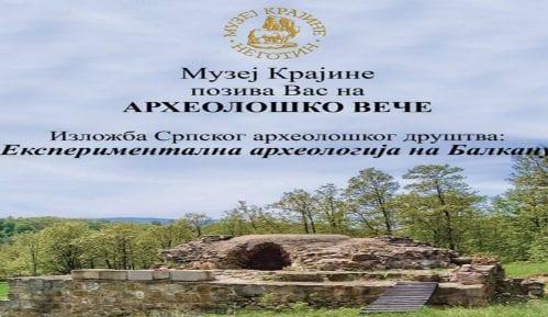 Promocija knjige u Istorijskom arhivu i arheološko veče u Muzeju Krajine 6