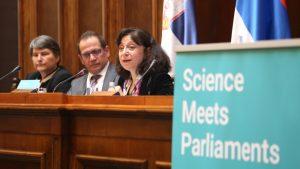 Dan nauke obeležen konferencijom o klimatskim promenama u Skupštini 2