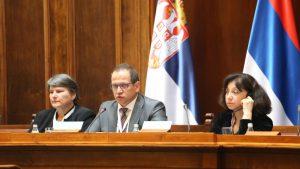 Dan nauke obeležen konferencijom o klimatskim promenama u Skupštini 4