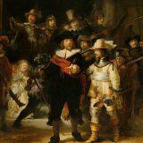 Rembrantova slika Noćna straža biće javno restaurirana 14