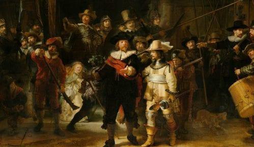 Rembrantova slika Noćna straža biće javno restaurirana 13