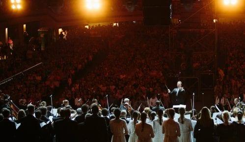 Simfonijski orkestar RTS-a i Apokaliptika u Noći muzike 4