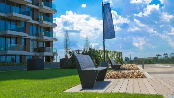 Novi vrtovi u Belgrade Waterfront-u 1