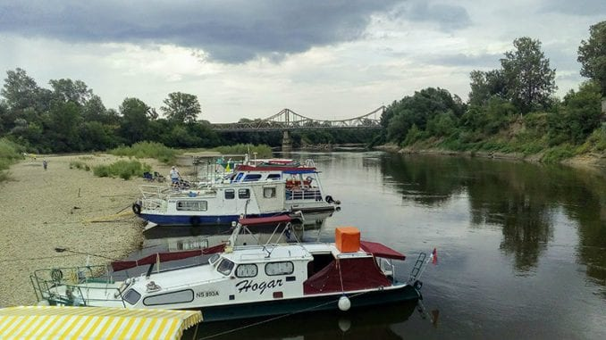 """Regata reka"" stigla do Ljubičeva 1"