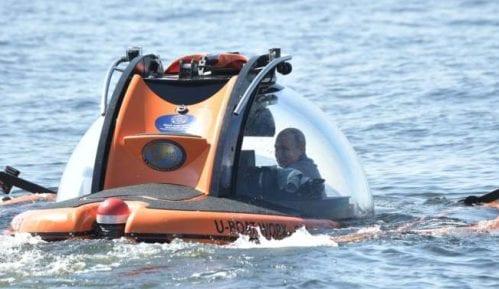 Putin zaronio podmornicom na dno Finskog zaliva 2