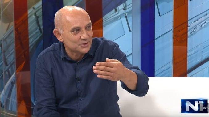 Milenković: Napravljen sistem u kojem nije važno šta ko zna već ko je pobedio na izborima 2