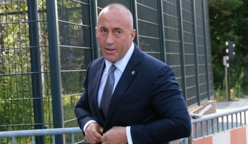 """Haradinaj: Uklonjena tabla """"Republika Srbija"""" u Zubinom Potoku 2"""
