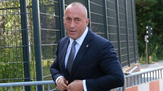 Politička previranja u Prištini posle ostavke Haradinaja 1