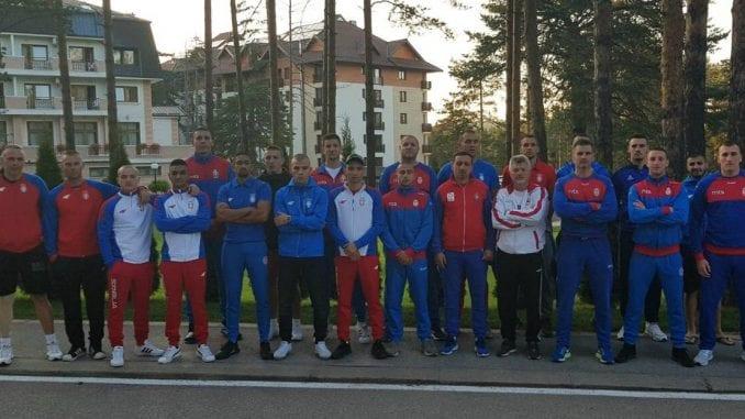 Srpski bokseri na Zlatiboru se pripremaju za Svetsko prvenstvo u Rusiji 1
