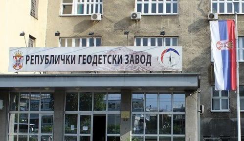 Sindikati Republičkog geodetskog zavoda pisali Vučiću 1