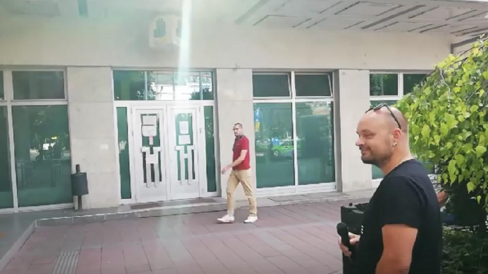 "Počeli protesti ""Niške inicijative"" ispred gradskih preduzeća i ustanova (VIDEO) 2"