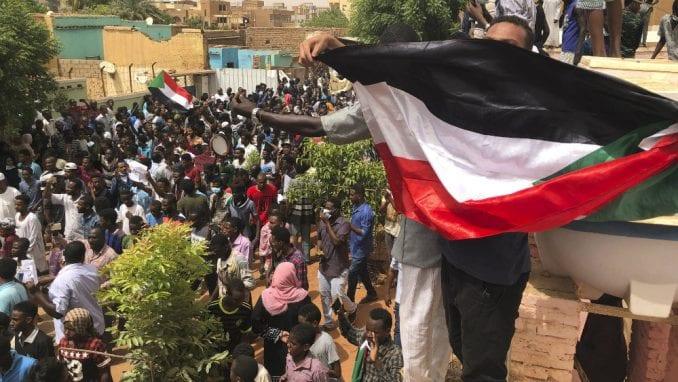 Opozicija u Sudanu odustala od marševa 3
